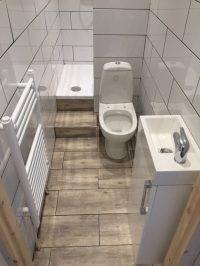 CANNOCK BATHROOMS SMALL ENSUITE INSTALLATION - CANNOCK ...