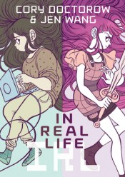 A sneakily intellectual graphic novel about a girl learning to love gaming.