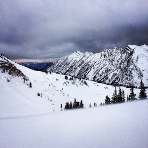 Top of Alta