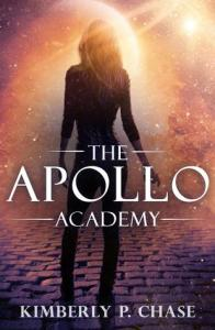 Cover of The Apollo Academy by Kimberly P. Chase
