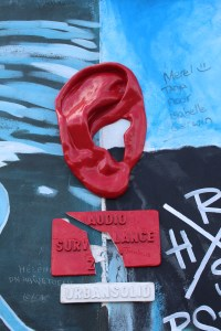 Art from The East Side Gallery / Berlin Wall