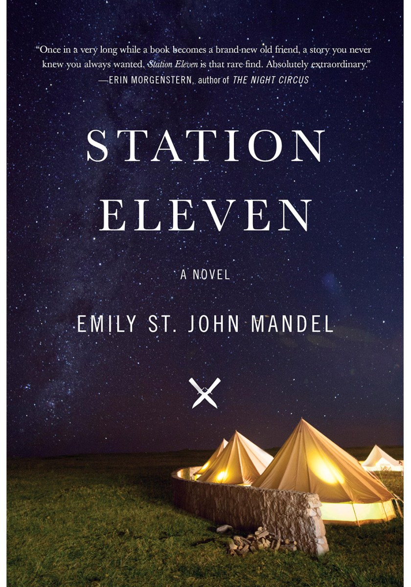 Survival Is Insufficient  Station Eleven By Emily St John Mandel Book  Review