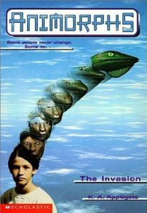animorphs invasion