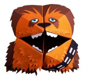 Yes, there's also Chewbacca origami