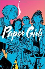 I was looking for something different to read today, and this girl-power-filled graphic novel fit the bill. Maybe.