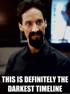 Abed's darkest timeline