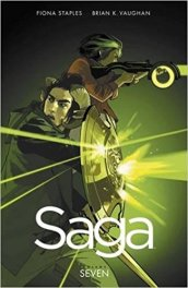 Saga Vol 7, but also all the rest in spirit