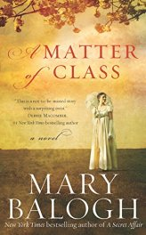 A Good Novella from the Ever Reliable Mary Balogh
