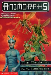 Animorphs twofer: One very silly, one very not.