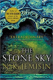 I expect another Hugo coming N.K. Jemisin's way