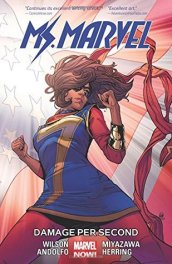 Riders of the Brohirrim, Ms. Marvel is Our Hero.