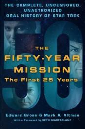 A fascinating oral history of Star Trek, the first 25 years.