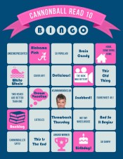 The CBR10 Book Bingo Reading Challenge Begins!