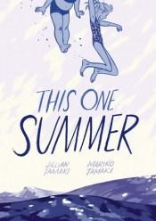 #CBR10Bingo: Snubbed – This One Summer (Bingo nr 4)