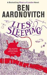 Cover of Lies Sleeping