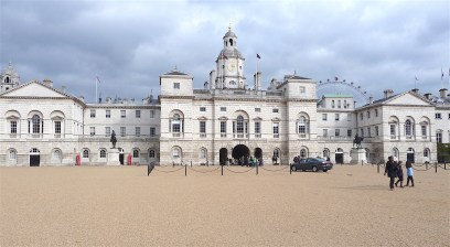 31.Horse Guards Parade