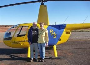 scenic flight, Uluru, June 2015