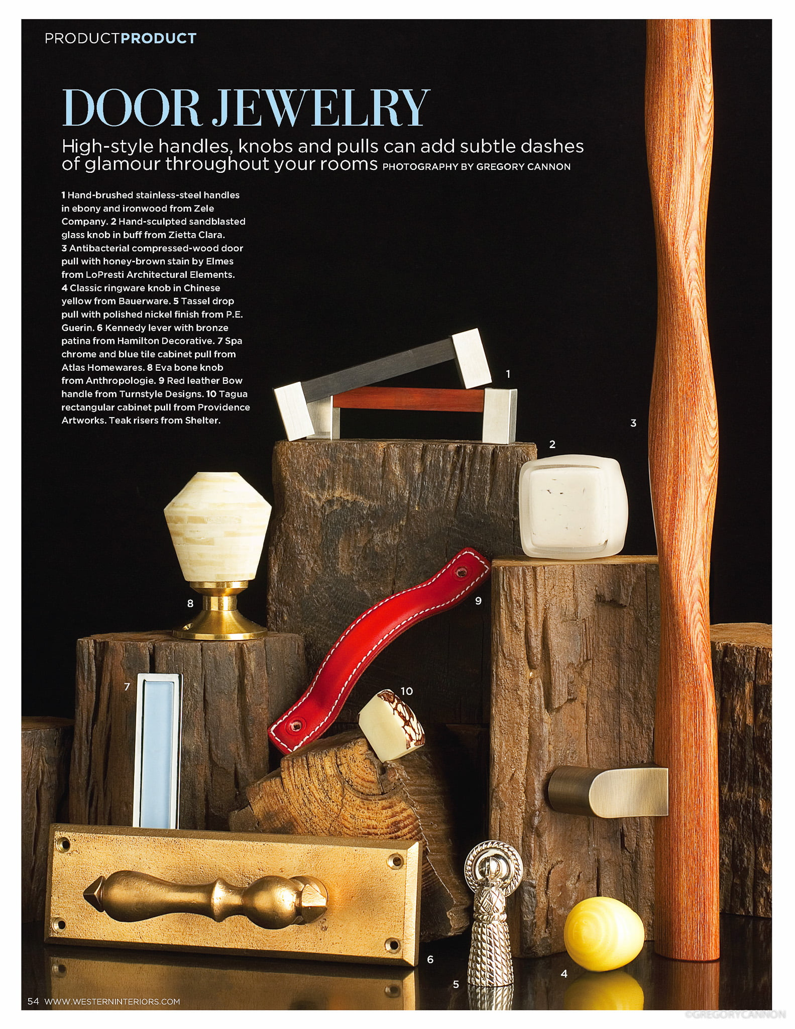 Western Interiors and Design Magazine