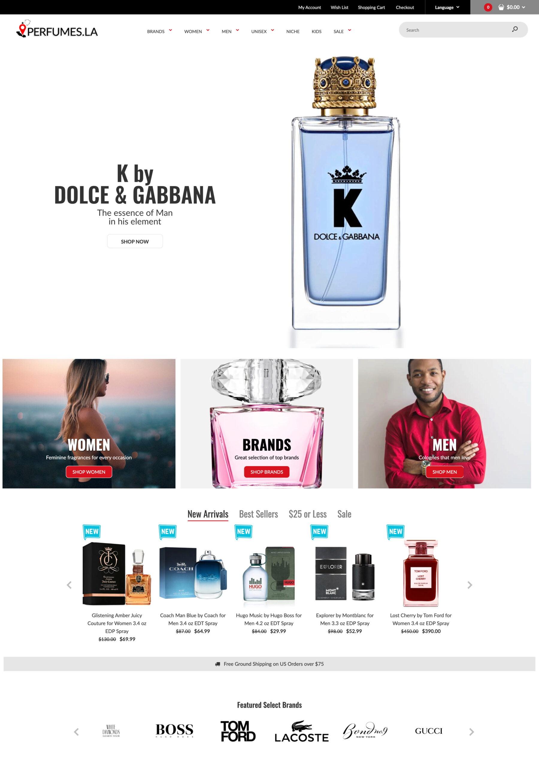 Perfumes.LA