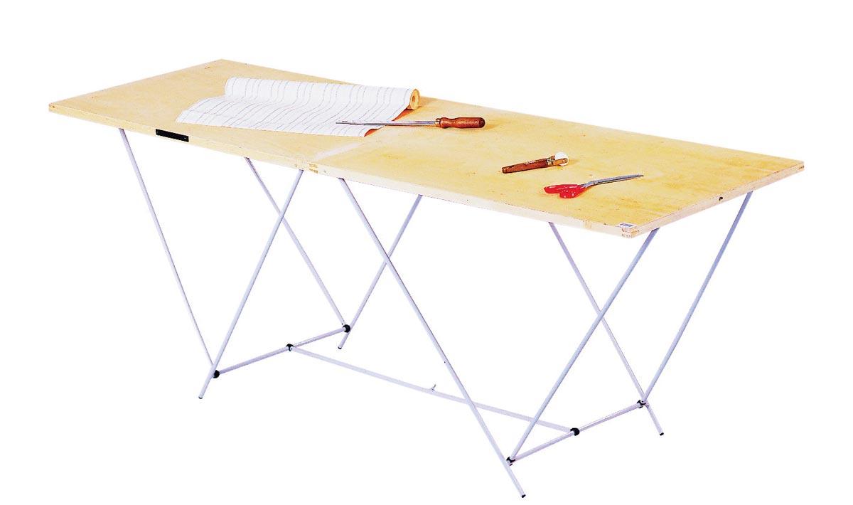 mesa empapelar