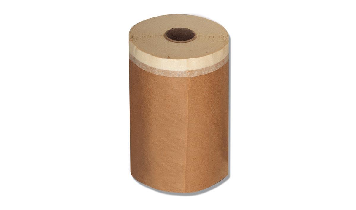 papel con cinta