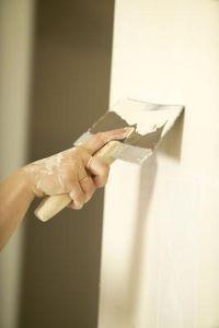 Ponçage les murs, L'outil de badigeonneur