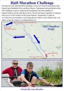 Blue Canoe Marathon 3