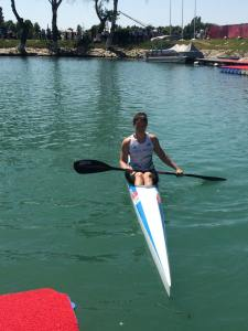 Jenny Canoe Sprint BAKU