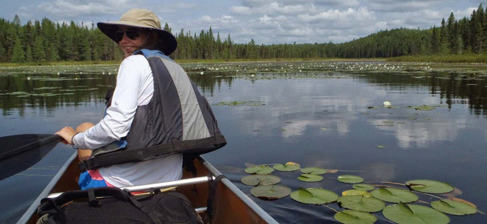 Complete Outfitting  Canoe Canada