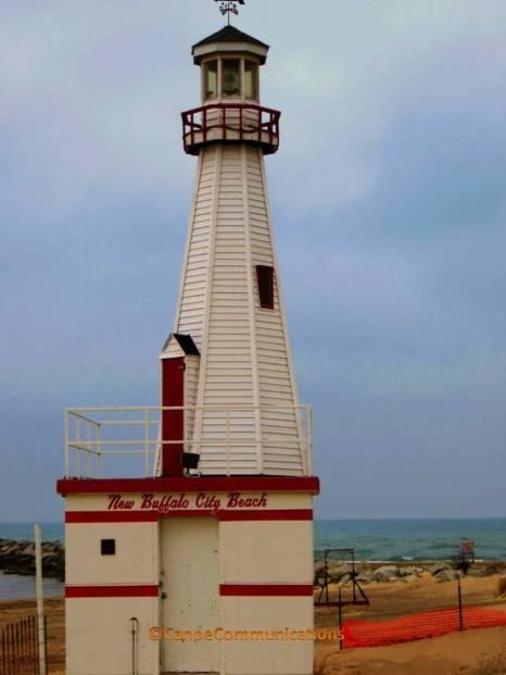 New Buffalo lighthouse
