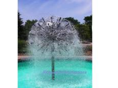 Munster Arts Center fountain