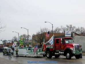 pipefitters union float