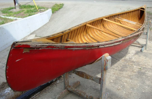 Pdf How To Make A Wood And Canvas Canoe Plans Diy Free How