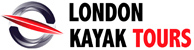 Canoe lessons in London - London Kayak Tours