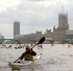 London Kayakathon – 22nd April 2012