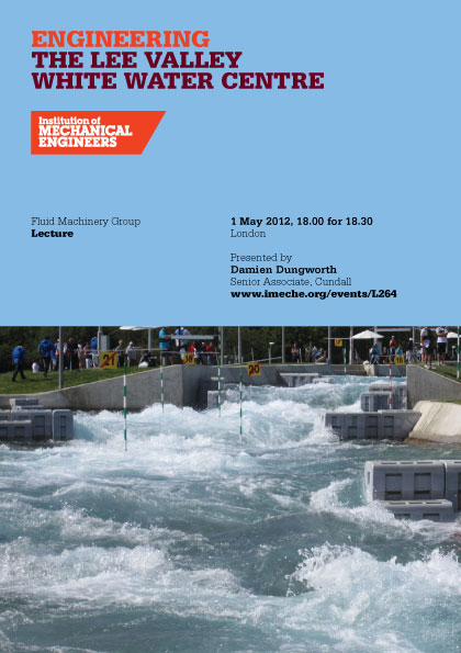 Engineering the Lee Valley white water course