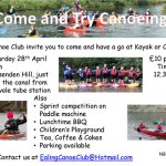 Come and try kayaking