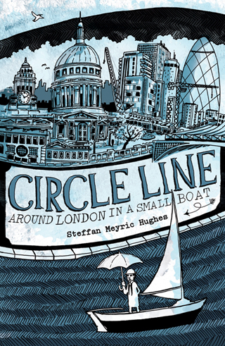 Circle Line, Around London in a Small Boat