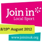 Join in Local Sport