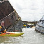 Isle of Grain: Forts & wrecks