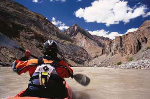 Zanskar Youth Kayak Expedition, August 2014