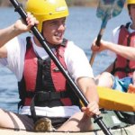 Level 2 training course for canoe and kayak coaches in Harlow, Essex