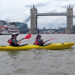 Explore London's River Thames with the London Kayak Company