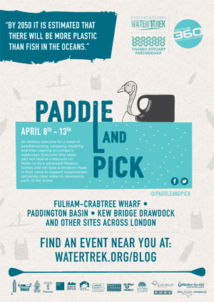 Paddle and Pick poster