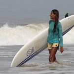 India's First Surfer Girl