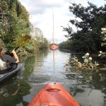 Kayaking Dartford Creek & Crayford Creek, a Thames Estuary adventure