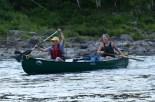 Allagash paddling