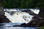 Grand Falls, East Branch of the Penobscot River