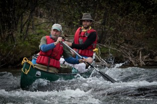 Bonaventure-River-Canoe-Trip-Custom-Group