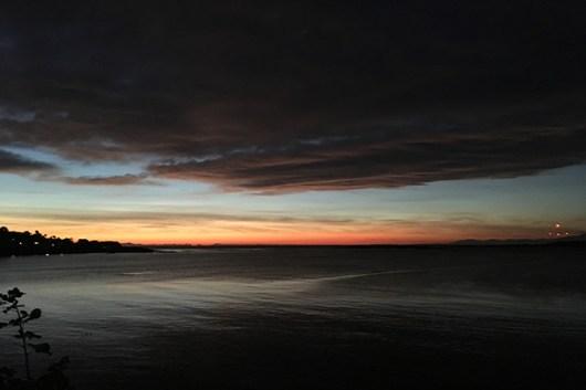 Nov 4th sunrise